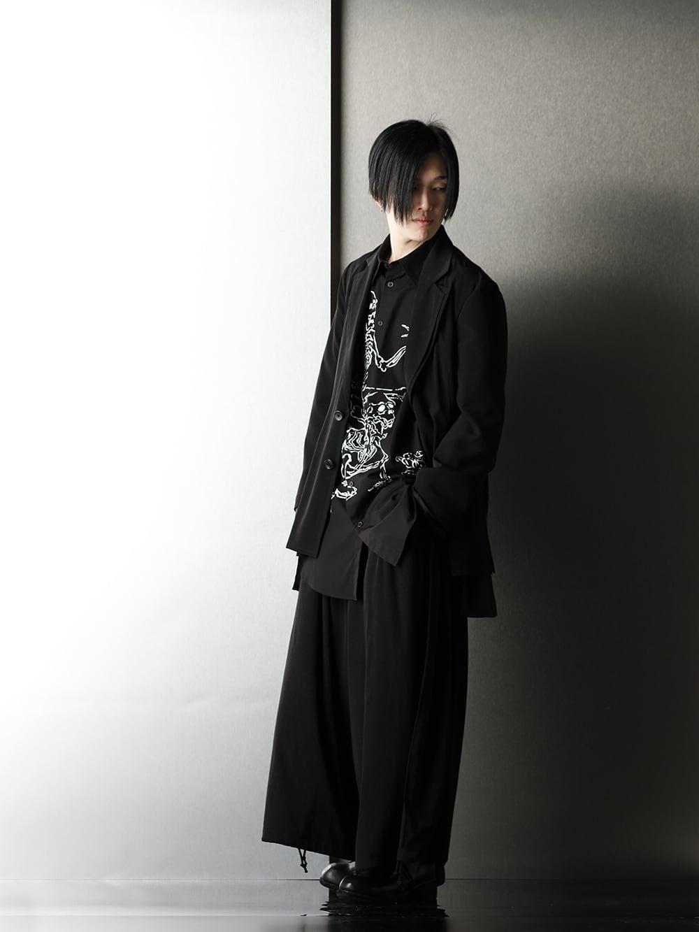 Ground Y x Kyosai Kawanabe Collaboration Shirt Styling- 1-002