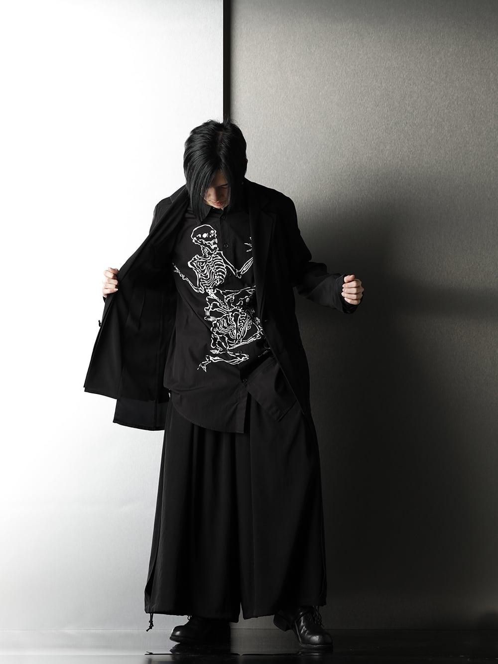 Ground Y x Kyosai Kawanabe Collaboration Shirt Styling - 1-004