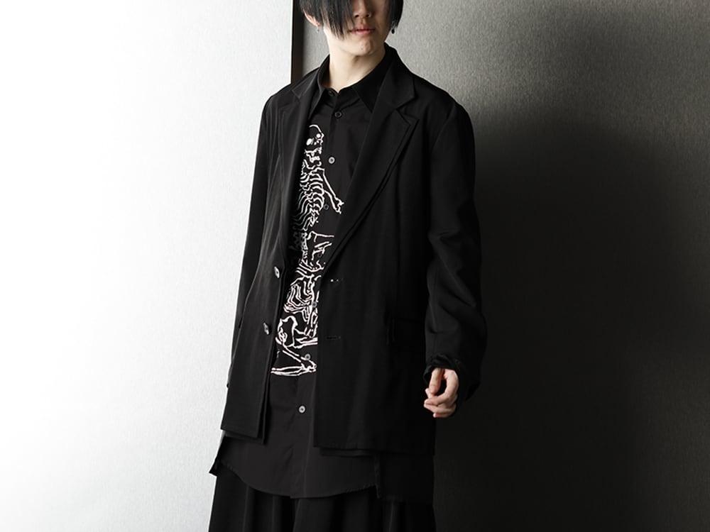 Ground Y x Kyosai Kawanabe Collaboration Shirt Styling - 2-001