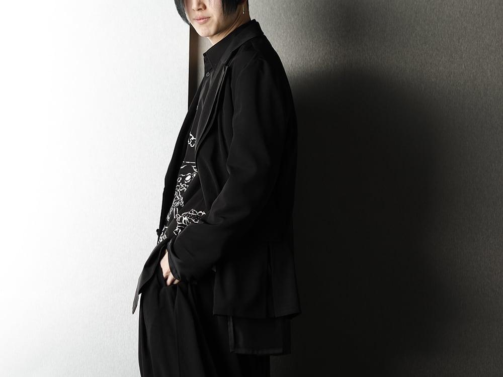 Ground Y x Kyosai Kawanabe Collaboration Shirt Styling - 2-002