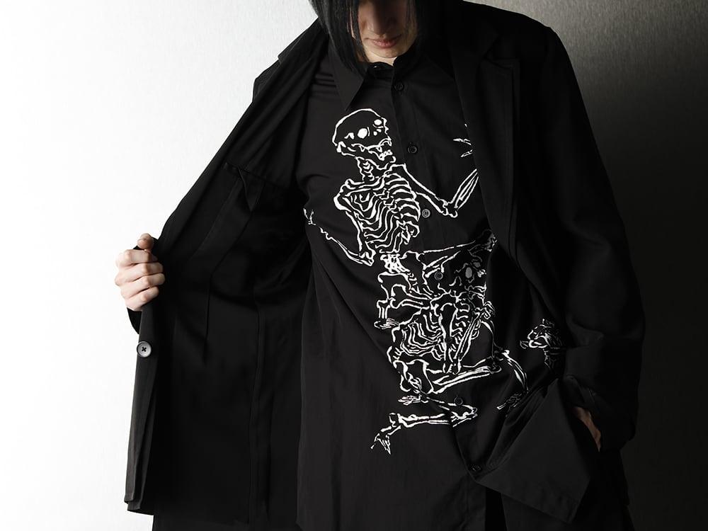 Ground Y x Kyosai Kawanabe Collaboration Shirt Styling - 2-004