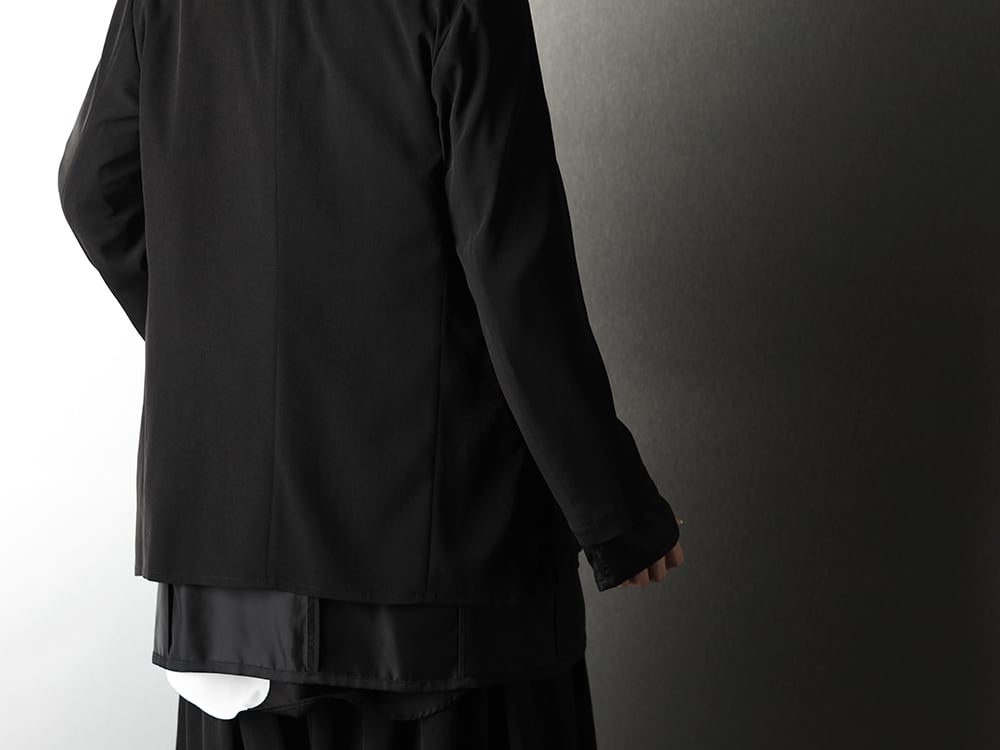 Ground Y x Kyosai Kawanabe Collaboration Shirt Styling - 2-008