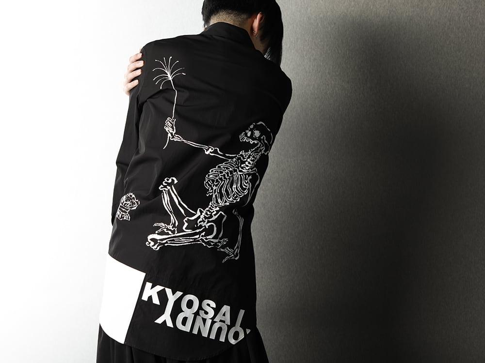 Ground Y x Kyosai Kawanabe Collaboration Shirt Styling - 3-005