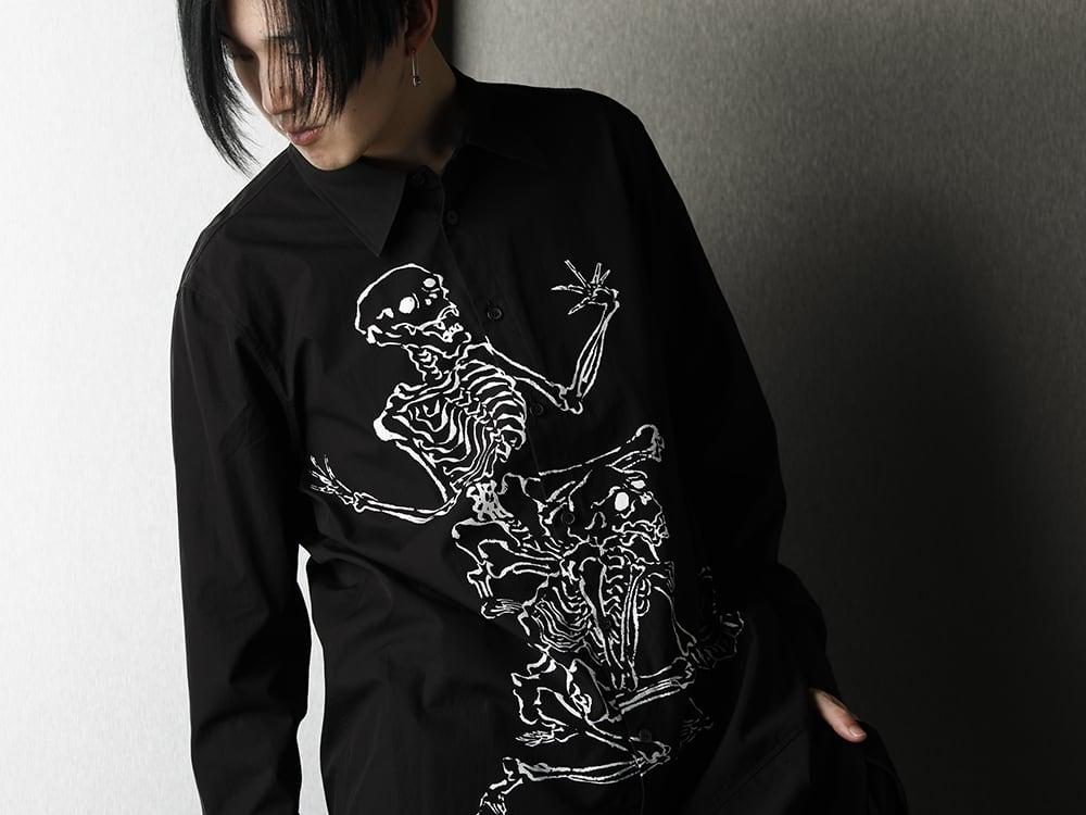 Ground Y x Kyosai Kawanabe Collaboration Shirt Styling - 3-006