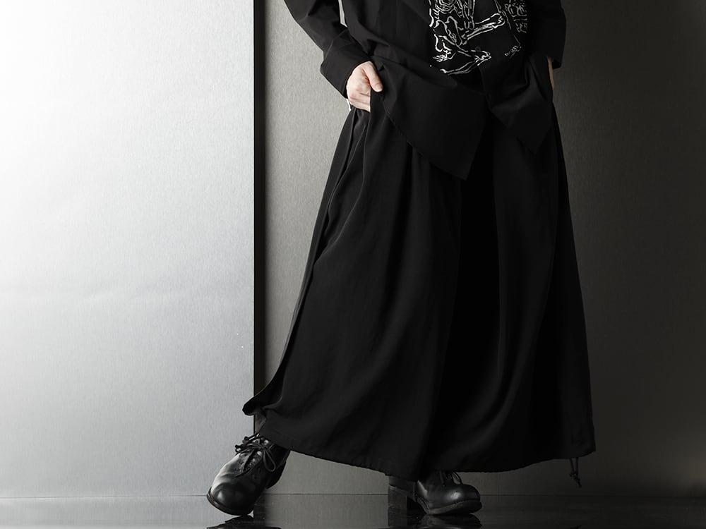Ground Y x Kyosai Kawanabe Collaboration Shirt Styling - 4-001