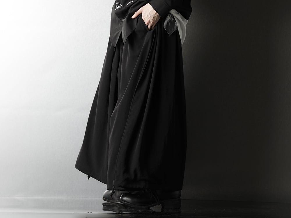 Ground Y x Kyosai Kawanabe Collaboration Shirt Styling - 4-002
