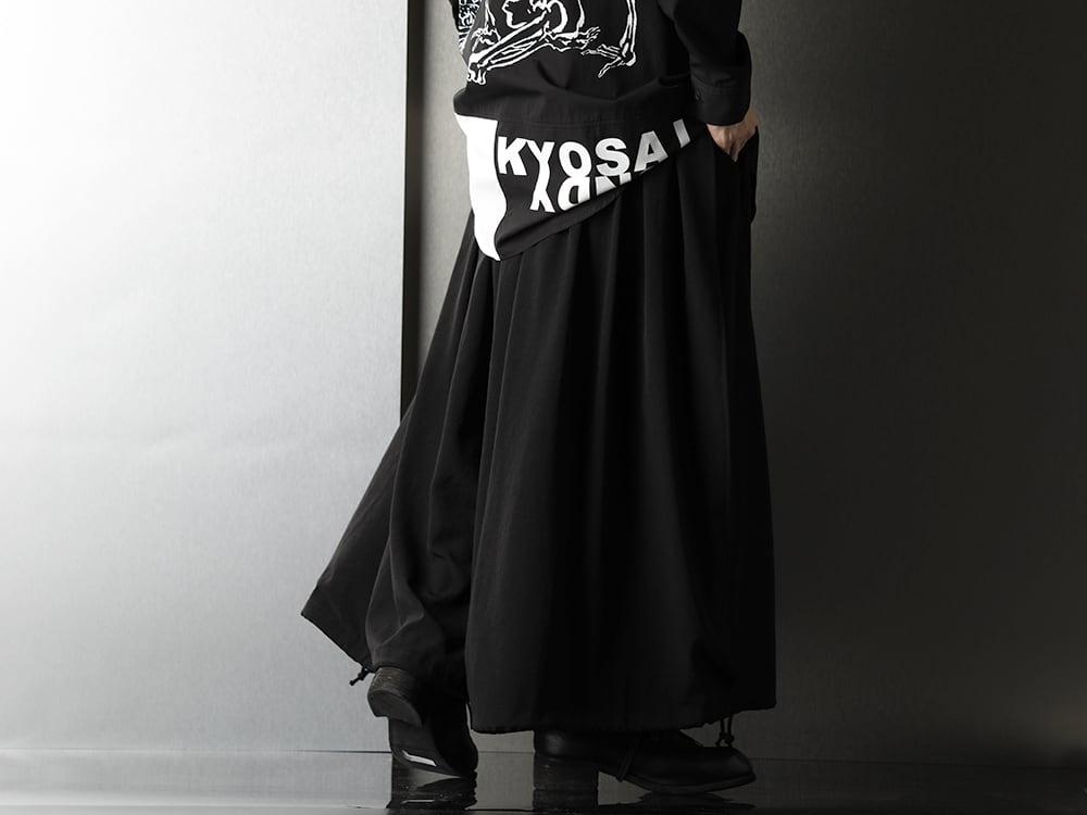 Ground Y x Kyosai Kawanabe Collaboration Shirt Styling - 4-003