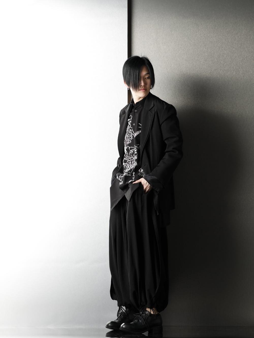 Ground Y x Kyosai Kawanabe Collaboration Shirt Styling - 5-001