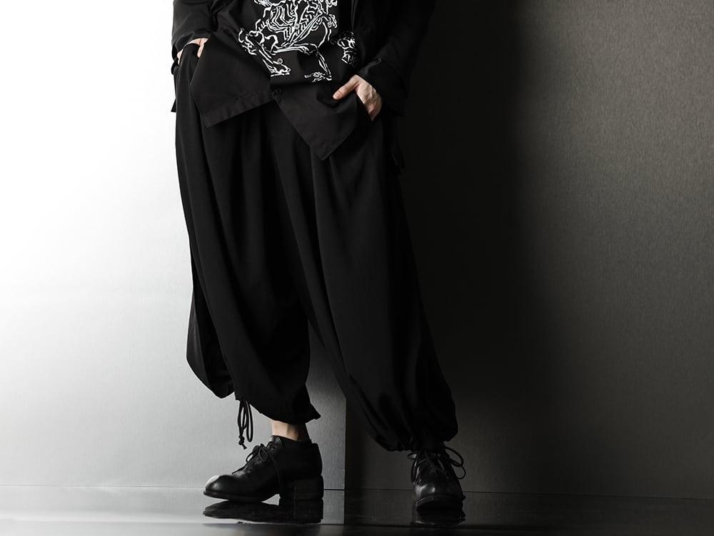 Ground Y x Kyosai Kawanabe Collaboration Shirt Styling - 5-003