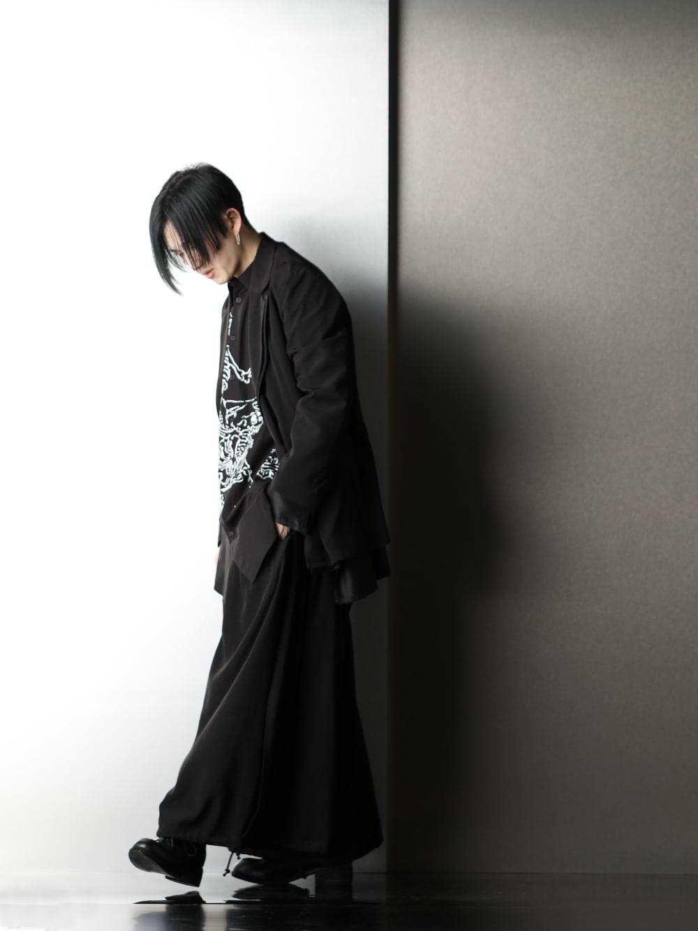 Ground Y x Kyosai Kawanabe Collaboration Shirt Styling - 6-001