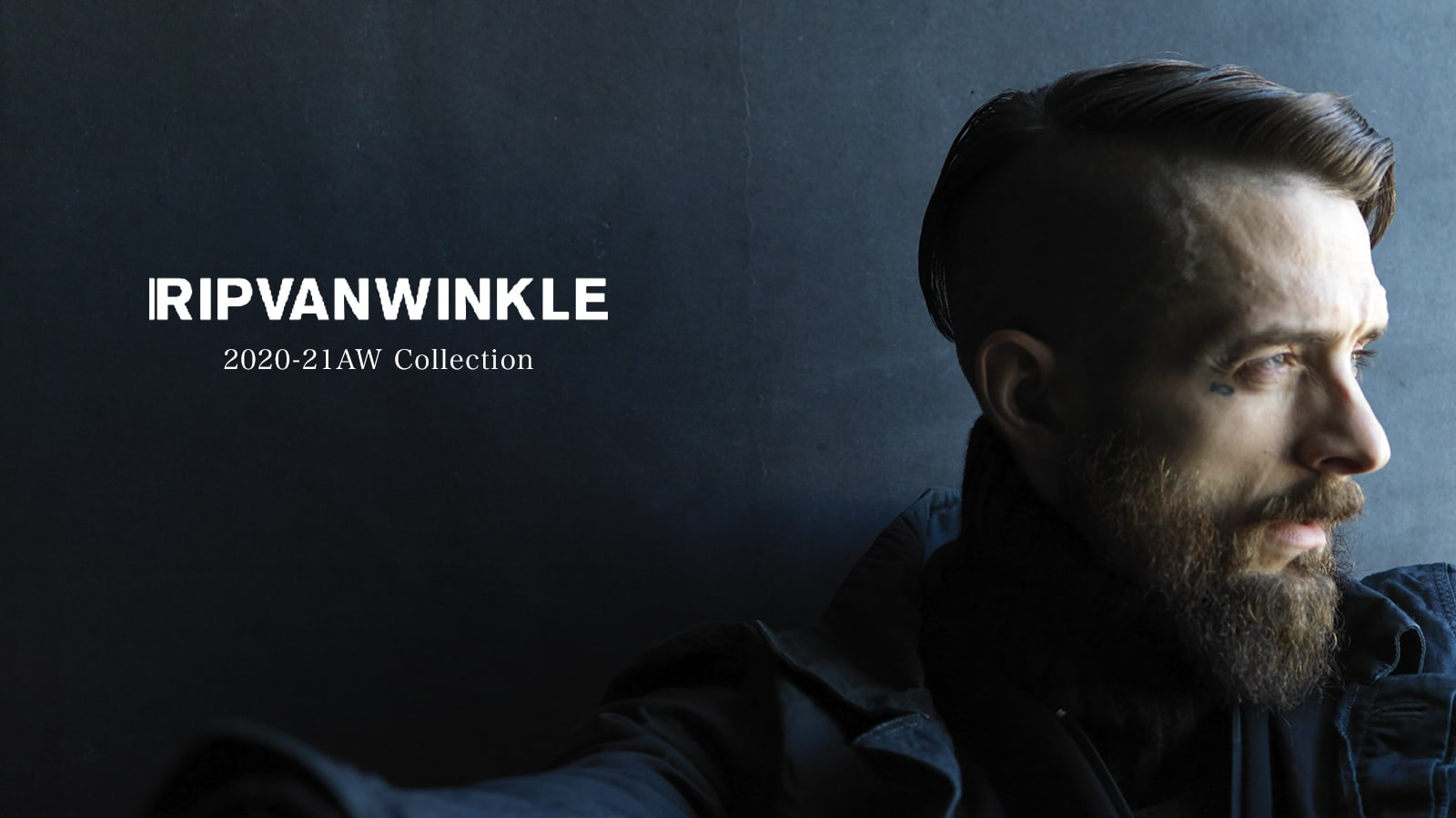 RIPVANWINKLE 2020-21AW Collection Reservation information - 1-001