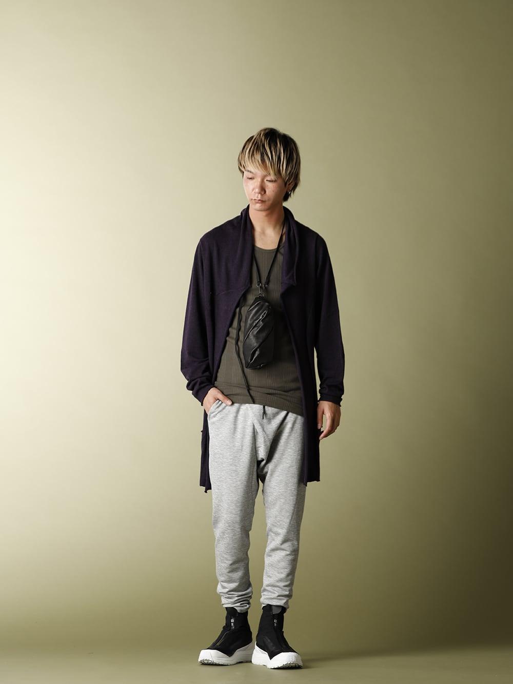 .LOGY Kyoto 20SS RIPVANWINKLE【 LAYERED TANK TOP 】STYLE! - 1-001