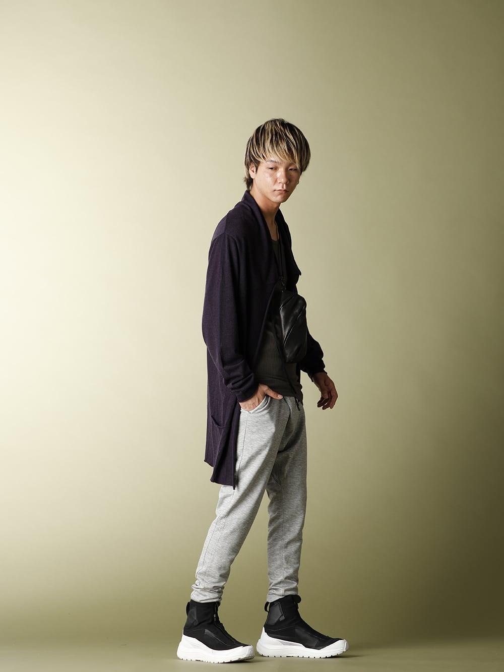 .LOGY Kyoto 20SS RIPVANWINKLE【 LAYERED TANK TOP 】STYLE! - 1-002