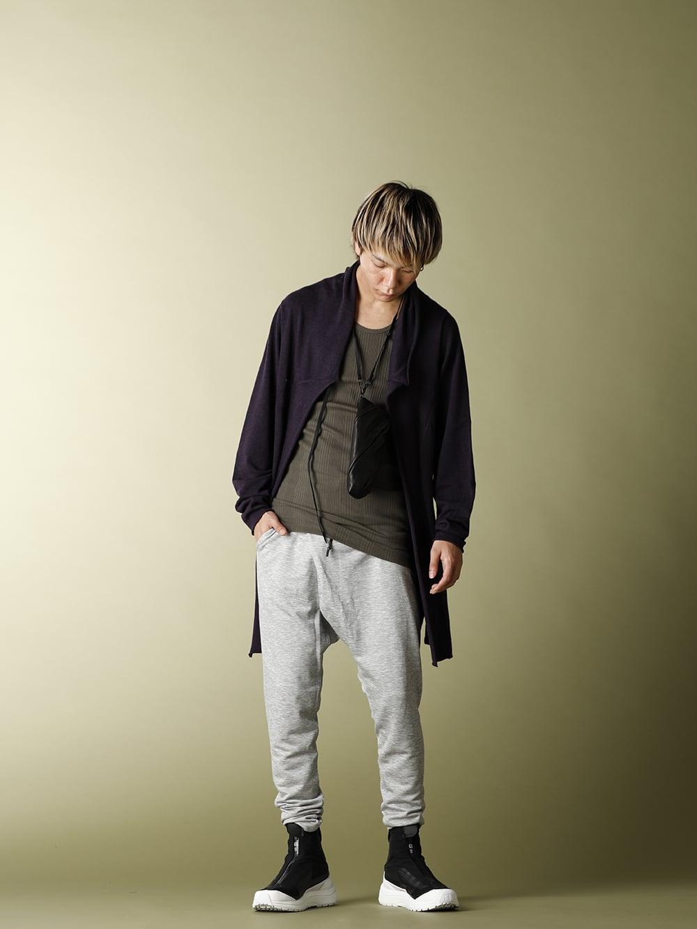 .LOGY Kyoto 20SS RIPVANWINKLE【 LAYERED TANK TOP 】STYLE! - 1-004