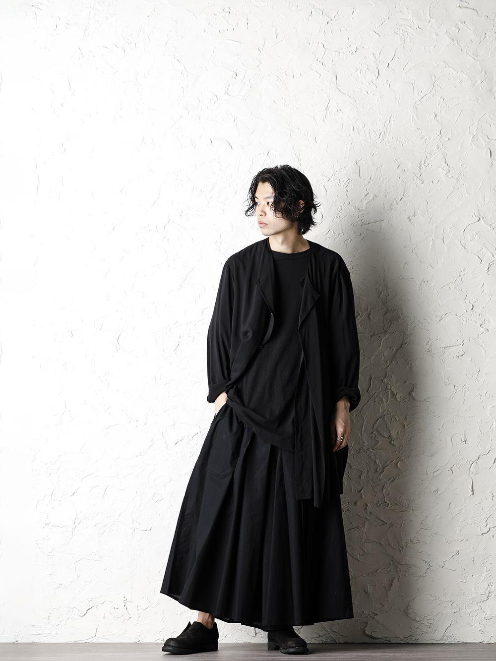 Yohji Yamamoto 20SS Last Delivery - 1-001