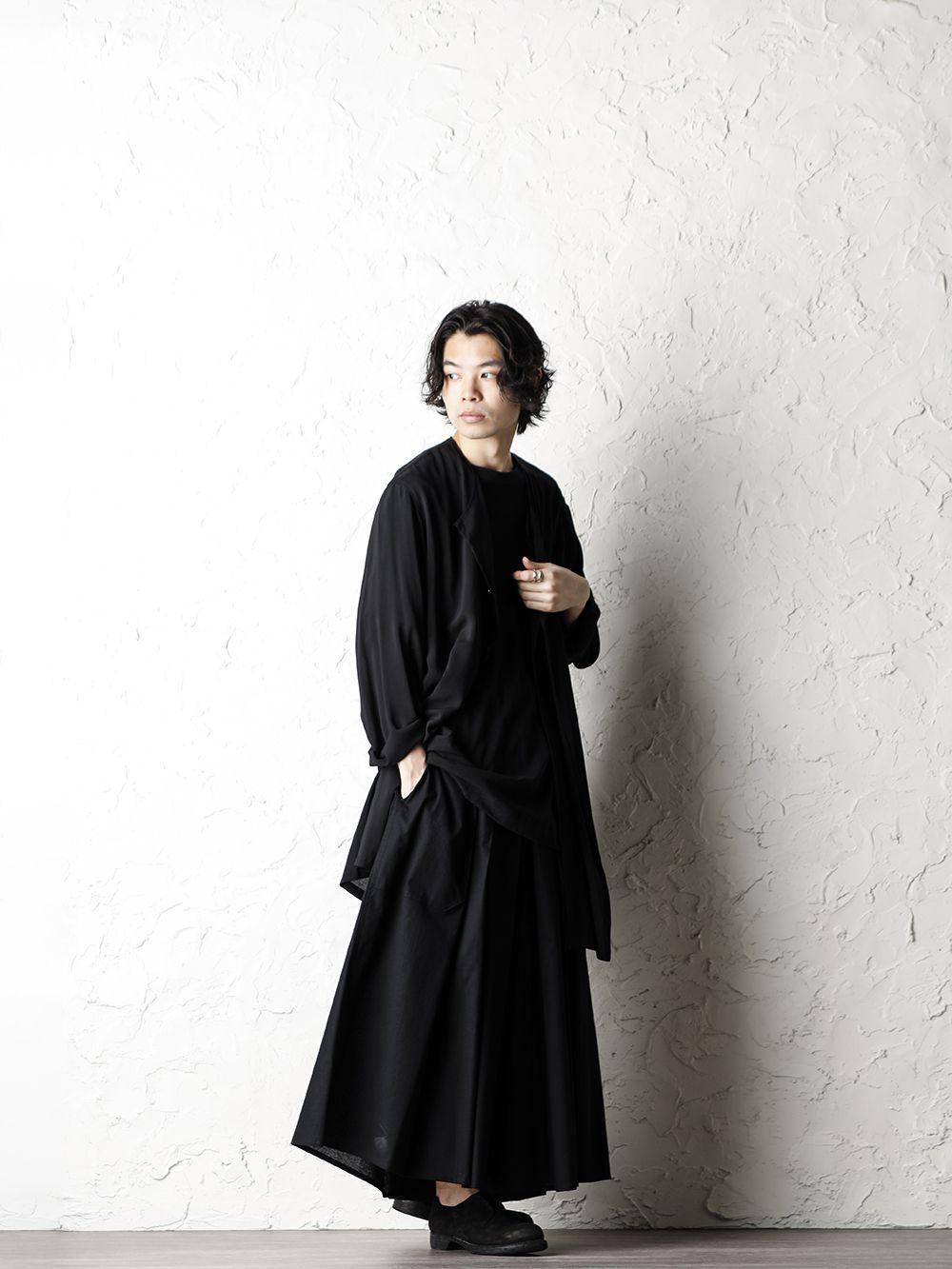 Yohji Yamamoto 20SS Last Delivery - 1-002