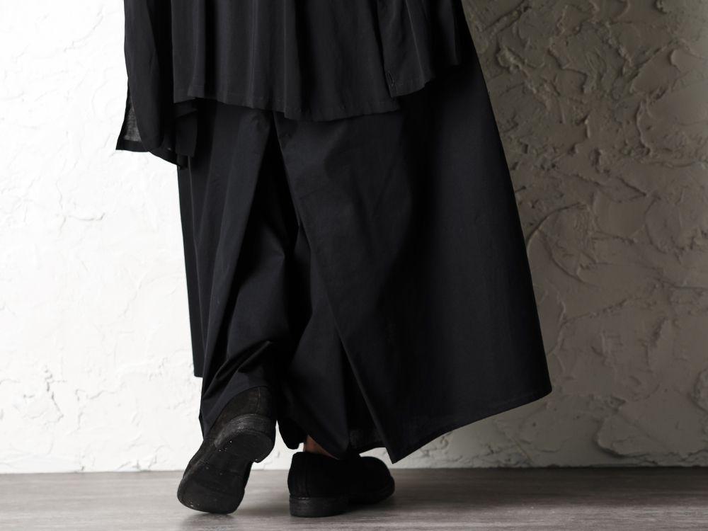 Yohji Yamamoto 20SS Last Delivery - 1-007