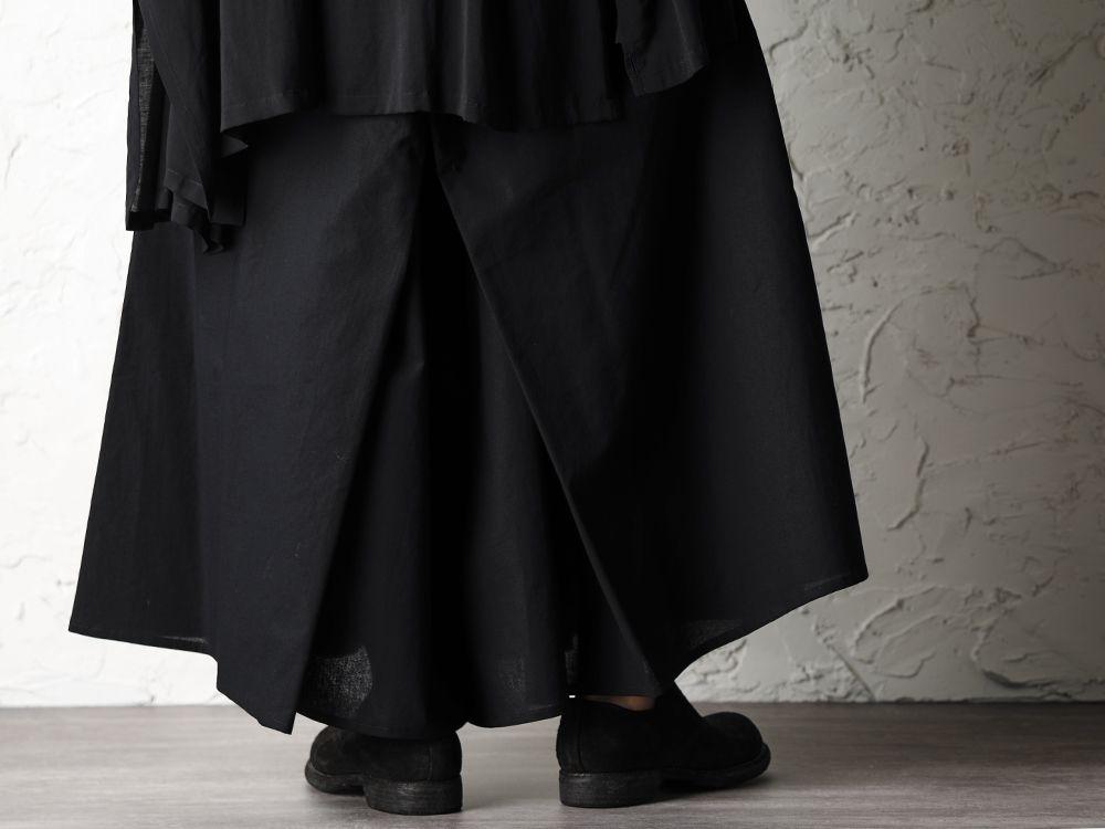 Yohji Yamamoto 20SS Last Delivery - 1-008
