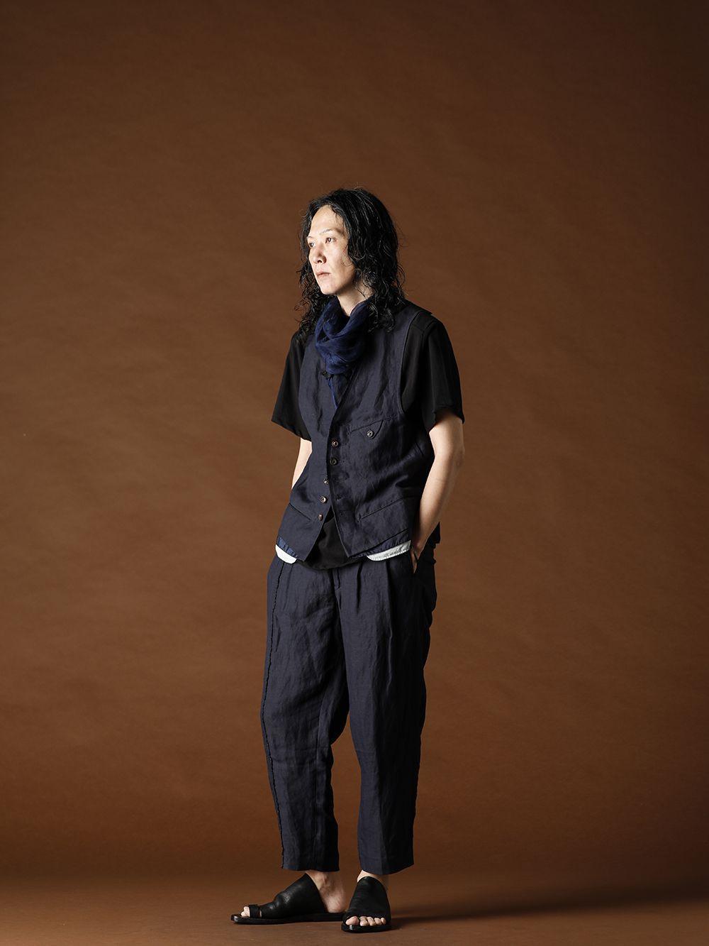 ANNASTESIA / Suzusan:Ramie Stall Styling - 3-001
