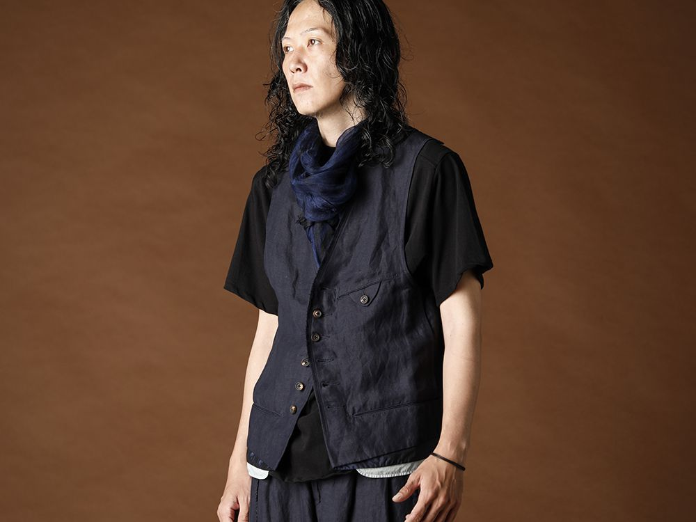 ANNASTESIA / Suzusan:Ramie Stall Styling - 3-002