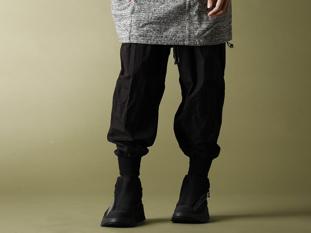 .LOGY Kyoto 20SS【DROP VEST HOODIE】JOGGER PANTS STYLE! - 4-001