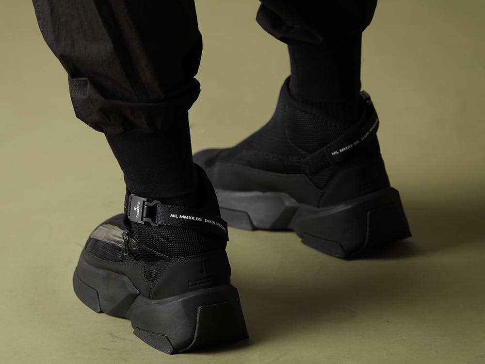.LOGY Kyoto 20SS【DROP VEST HOODIE】JOGGER PANTS STYLE! - 4-006