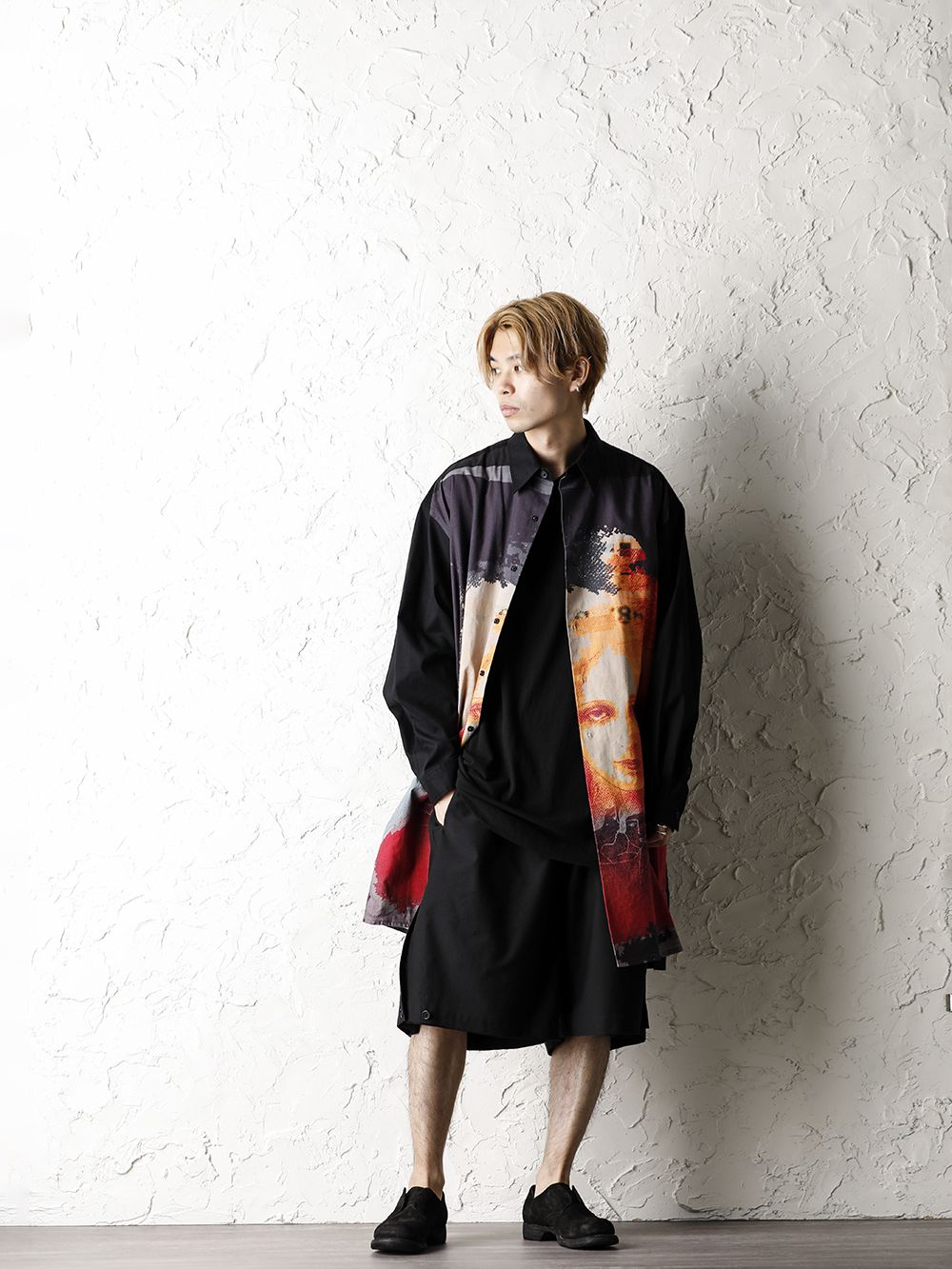 Yohji Yamamoto 20SS and 20AW Mix Style - 1-001