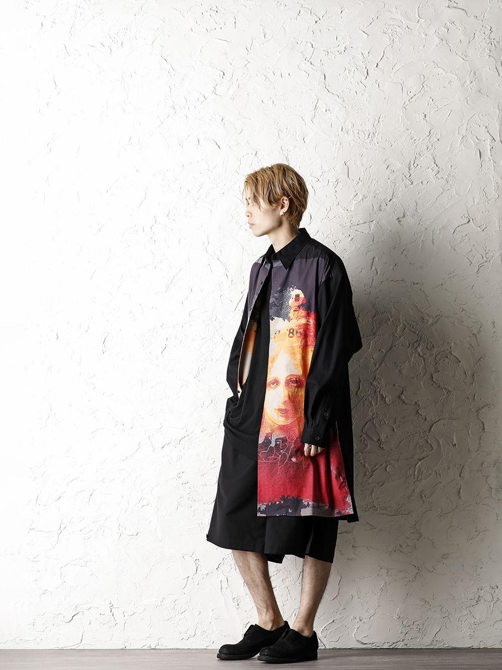 Yohji Yamamoto 20SS and 20AW Mix Style - 1-002