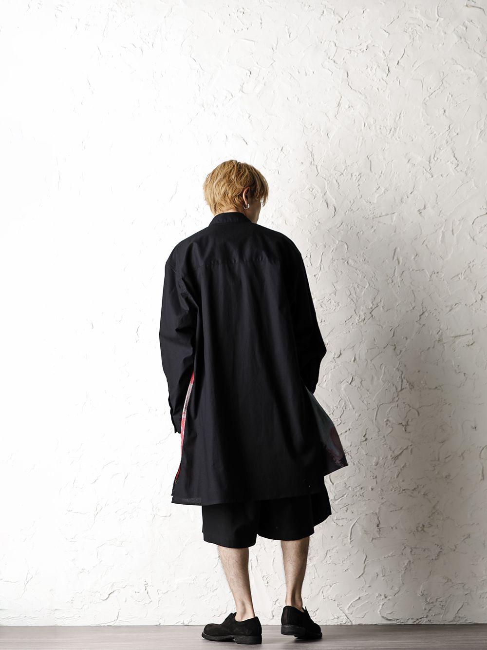 Yohji Yamamoto 20SS and 20AW Mix Style - 1-003