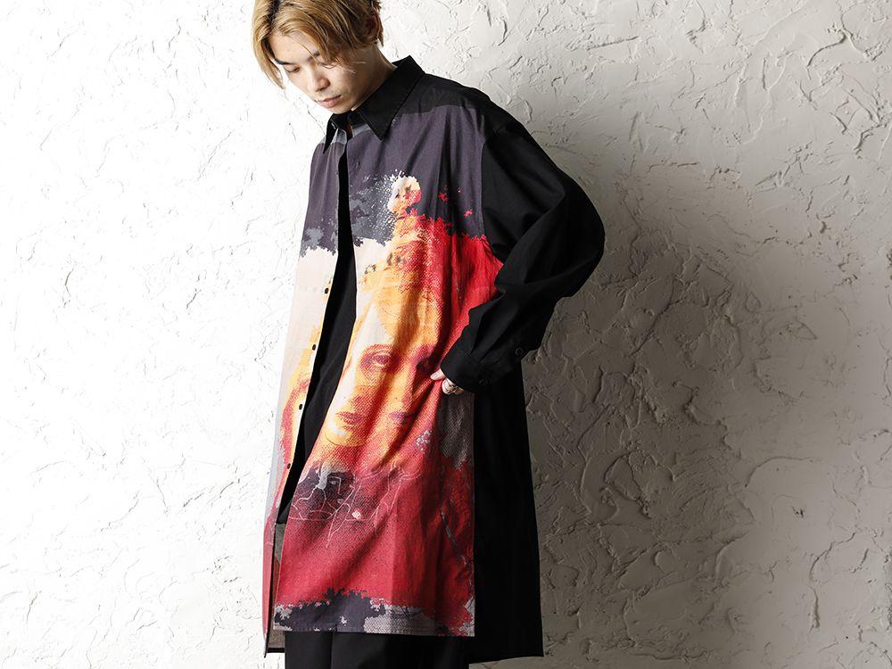 Yohji Yamamoto 20SS and 20AW Mix Style - 2-001