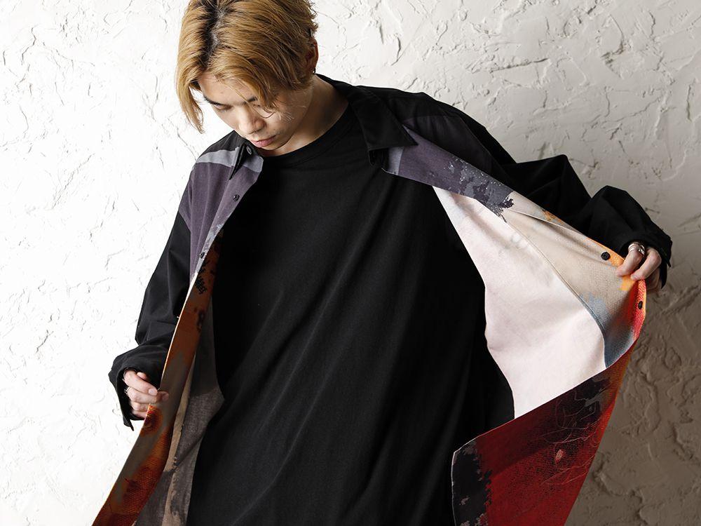 Yohji Yamamoto 20SS and 20AW Mix Style - 2-005