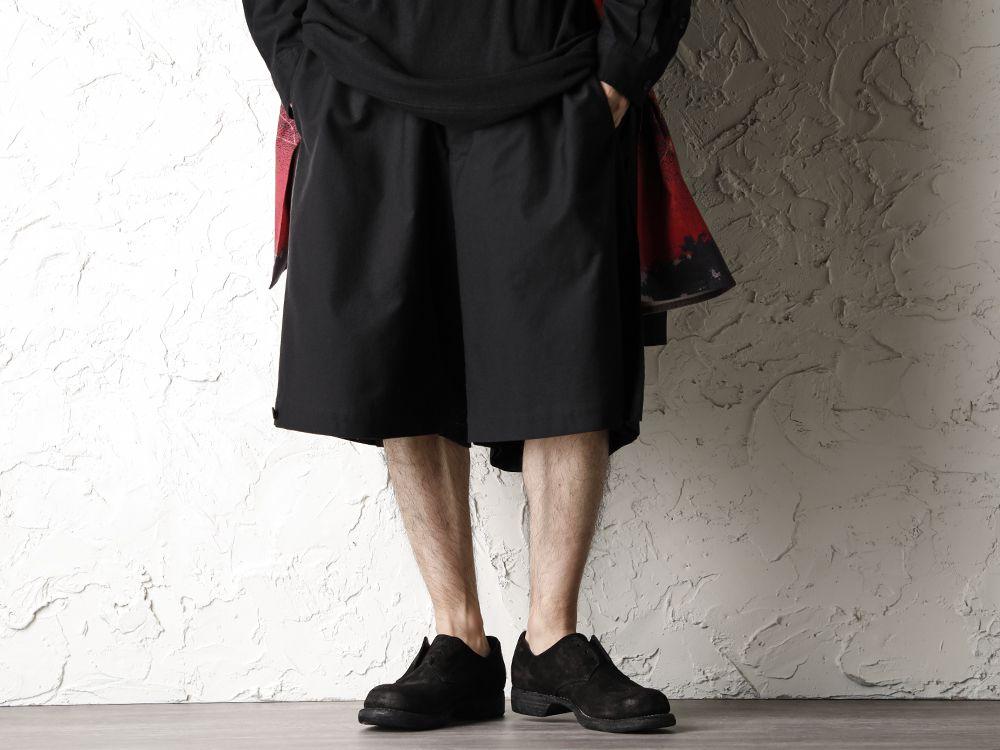 Yohji Yamamoto 20SS and 20AW Mix Style - 3-001
