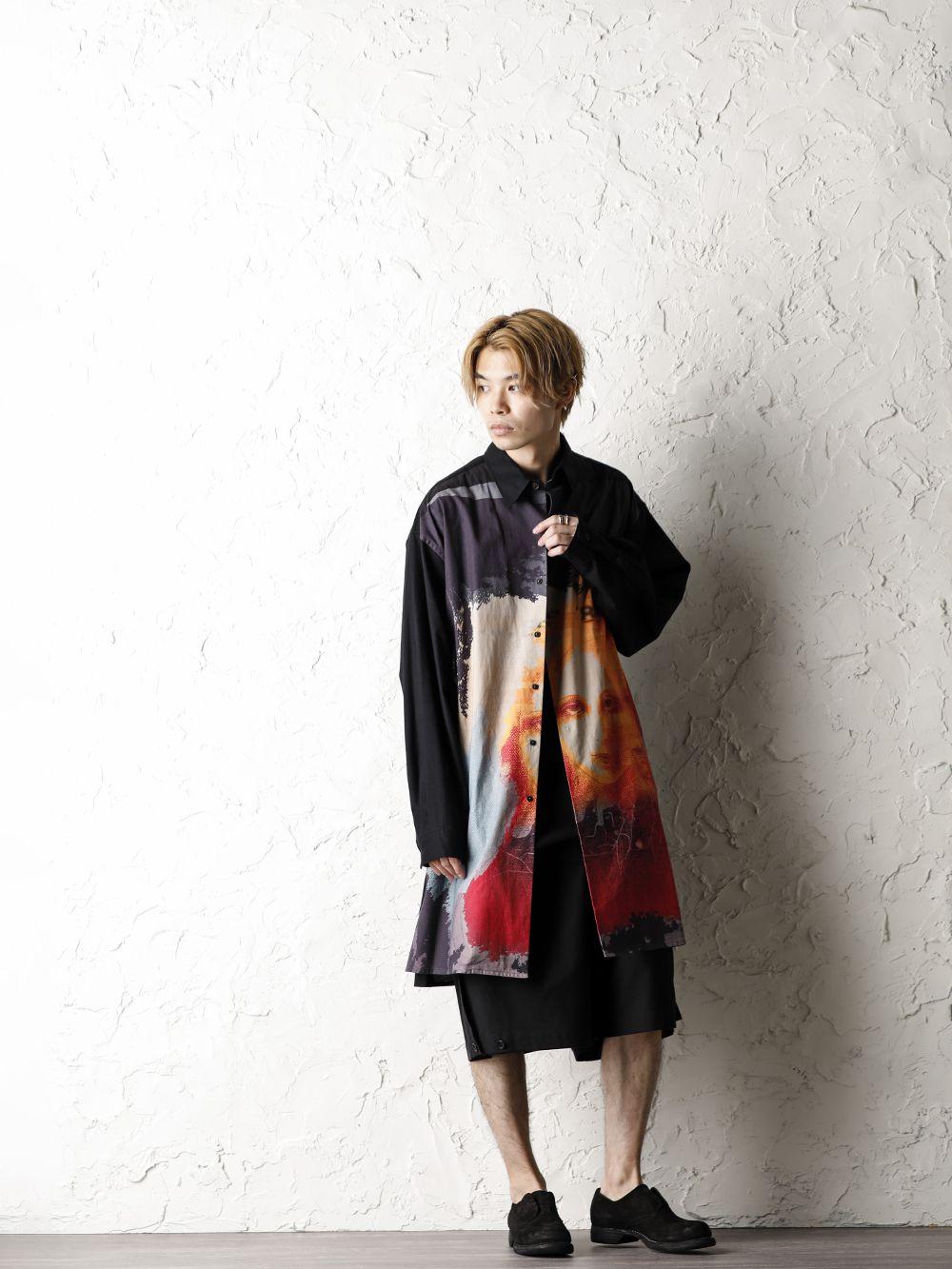 Yohji Yamamoto 20SS and 20AW Mix Style - 4-001