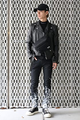 JLS x GalaabenD x Y-3 20SS Brand Mix Styling