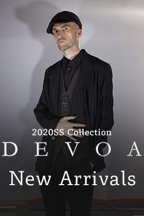 DEVOA 20SS 2nd Delivery !!