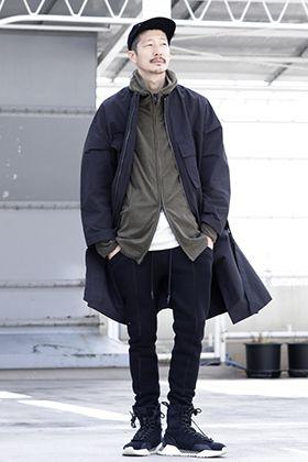 .LOGY kyoto The Viridi-anne 【 Collarles Coat 】Styling!!!