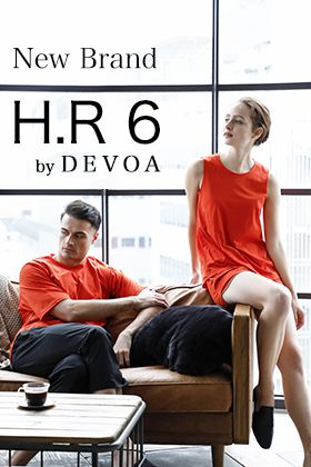 New Brand H.R 6 from DEVOA