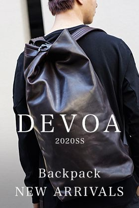 DEVOA 3 types of Backpack has Arrived