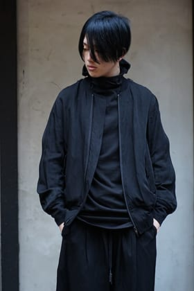 NUDE:MM×D.Hygen All Black mix styling !!