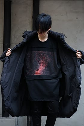 HAMCUS × JLS  Black&Red MIX AW Styling !!