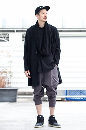 .LOGY kyoto The Viridi-anne【 Gather Tactical pants 】Styling!!!