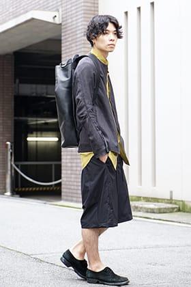 DEVOA 20SS New Short Pants Style