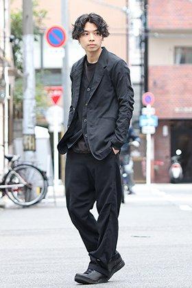 DEVOA 20SS Casual 3Piece Suit Style
