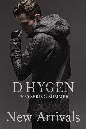D.HYGEN 20ss New Arrivals