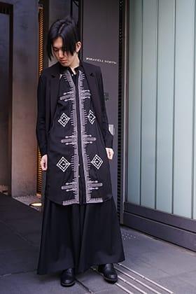 GalaabenD × Kiryuyrik Glossy feeling in Black Styling !!