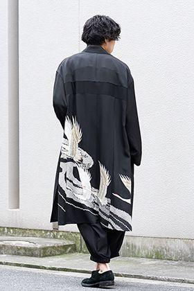 RONDO.ym x Yohji Yamamoto Mix Style