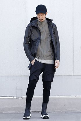 .LOGY kyoto 20SS 【 RIPVANWINKLE × VEILANCE 】SKINNY JERSEY STYLING!!!