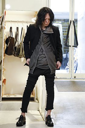 BBS x 11 by BBS Casual Tailored Jacket Style