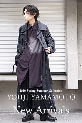 Yohji Yamamoto 20ss Collection New Arrivals