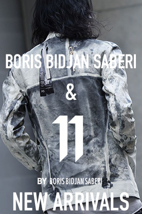 BBS and 11 by BBS 20SS collection New Arrivals